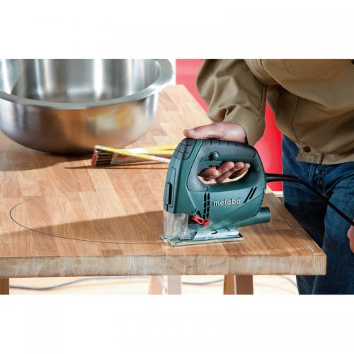 Електролобзик Metabo STEB 80 Quick