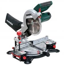 Пила торцювальна Metabo KS 216 M Lasercut