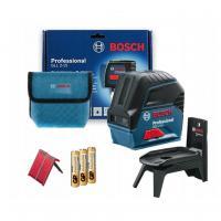 Комбінований лазерний нівелір Bosch GCL 2-15 + RM1 + BM3