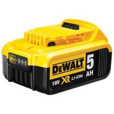 Акумулятор DeWalt 18 В XR Li-Ion 5Аг DCB184
