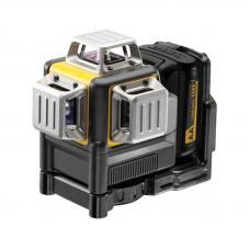 Лазер 3-х площинний червоний DeWALT DCE089LR