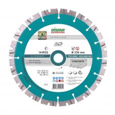 Алмазний диск Distar 1A1RSS/C3-H 232x2,6/1,8x12x22,23-16 Technic Advanced