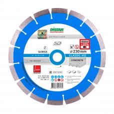 Алмазний диск Distar 1A1RSS/C3-W 232x2,4/1,6x12x22,23-16 Classic H12