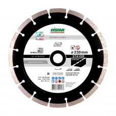 Алмазний диск DISTAR 1A1RSS/C3-H 230x2,6/1,8x10x22,23-16 STAYER
