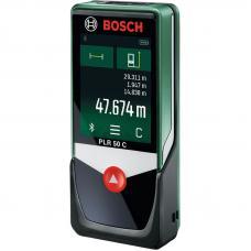 Лазерний далекомір Bosch PLR 50 C